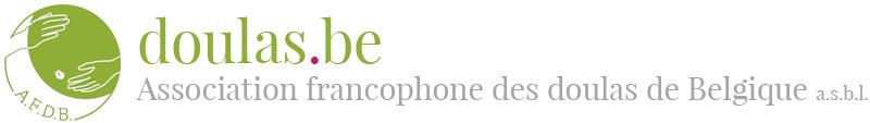 Logo AFDB Association Francophone des Doulas de Belgique
